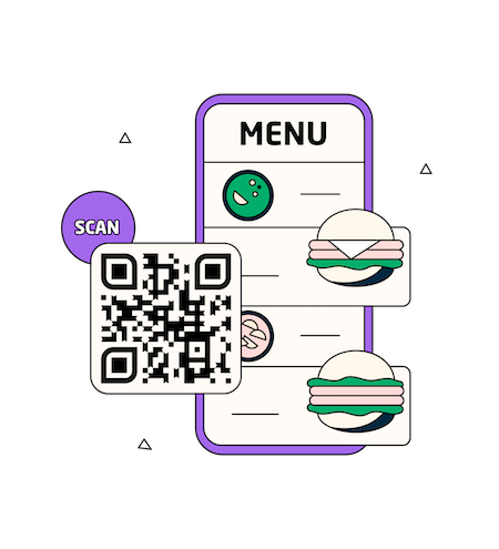 Online Ordering Made Simpler - QR Code Based Menus
