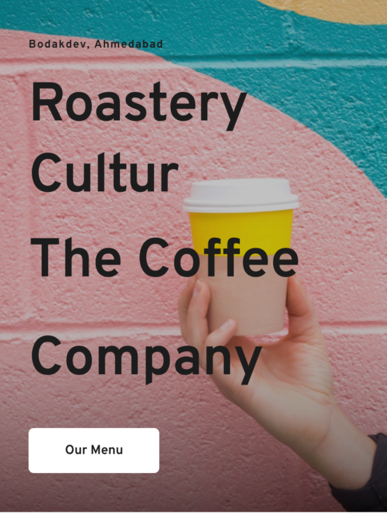 Roastery Cultur Ahmedabad Preview